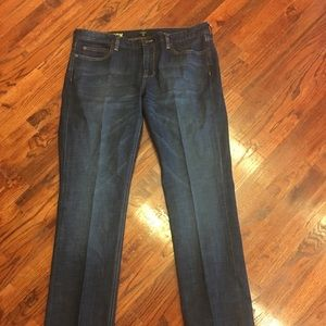 J. CREW like new Women's Matchstick JEANS 33R